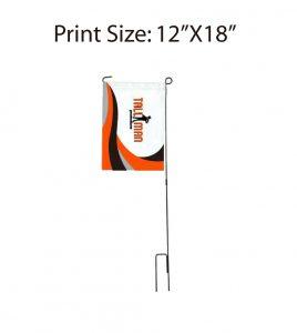 Garden flag tmp size