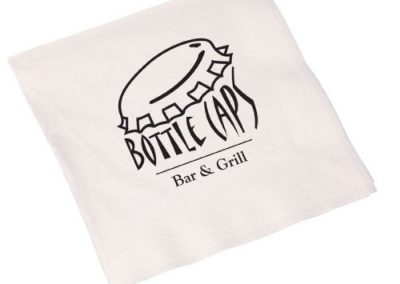 custom napkins